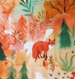 Katia Fabrics Poplin Autumn Forest
