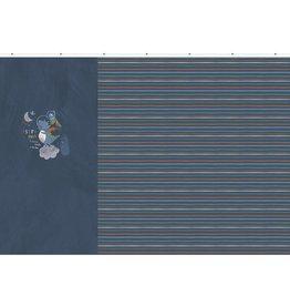 Katia Fabrics Paneel Jersey Astro Pals 100x150cm