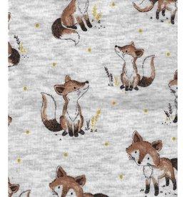Alpensweat ecru melange FOX