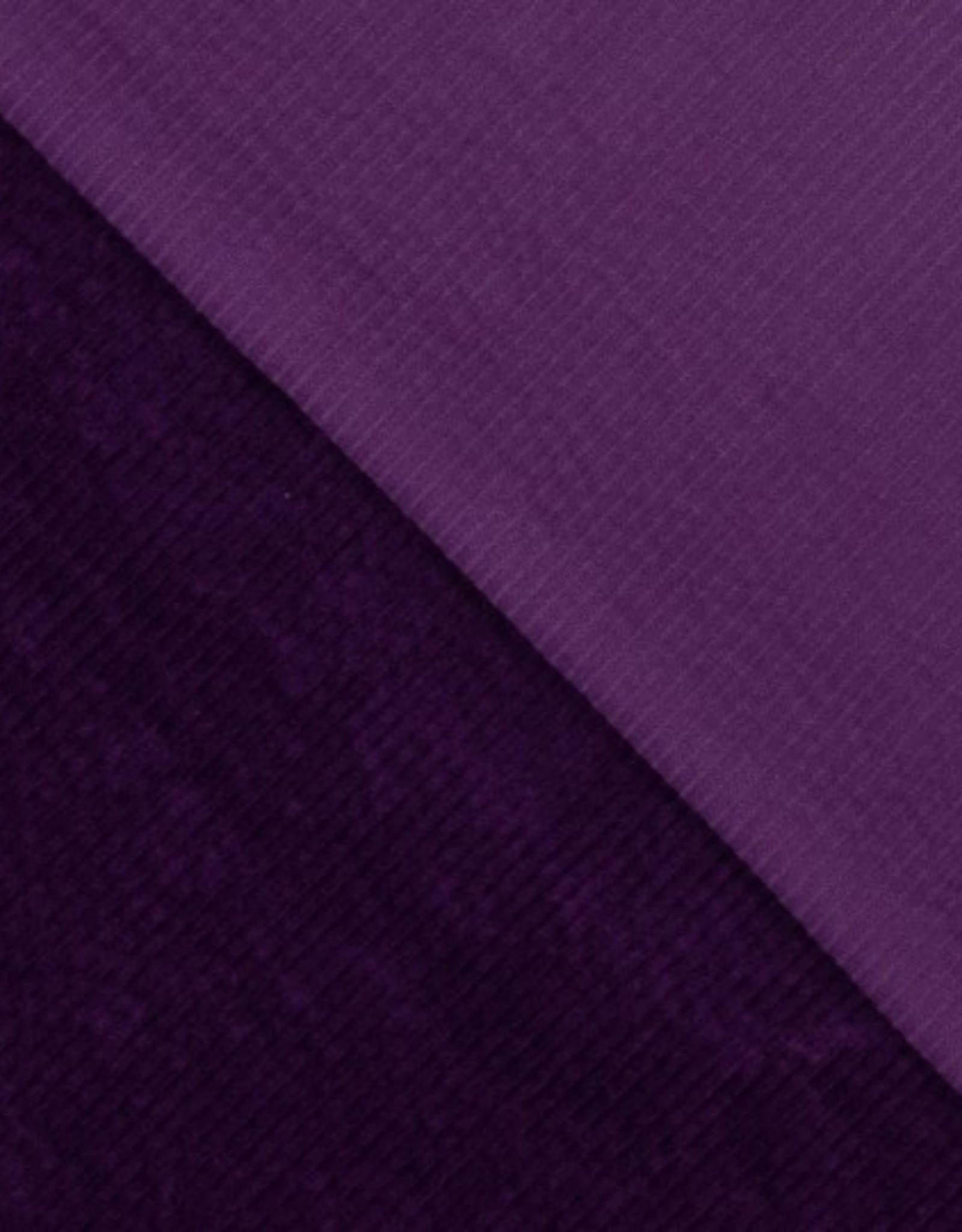 8w bubble wash corduroy imperial purple