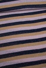 Breisel lurex stripes
