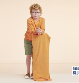 About Blue Fabrics Never Grow Up - Terry Cloth UNI 10 Coral Gold (Sponge)
