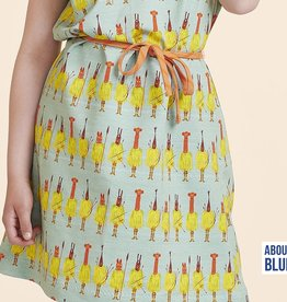 About Blue Fabrics Never Grow Up - MASKED WARRIORS
