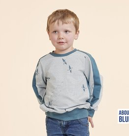 About Blue Fabrics Never Grow Up - CANOE WANDERLUST