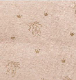 Katia Fabrics Viyella Organic Cotton Ballerines Pink