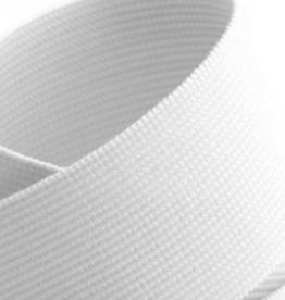 elastiek 30mm wit