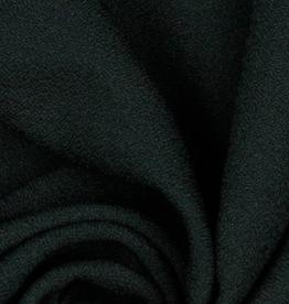 Poppy Marocain stretch crepe zwart
