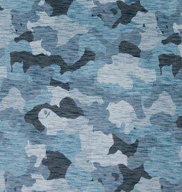 Hilco Wild Camu blue