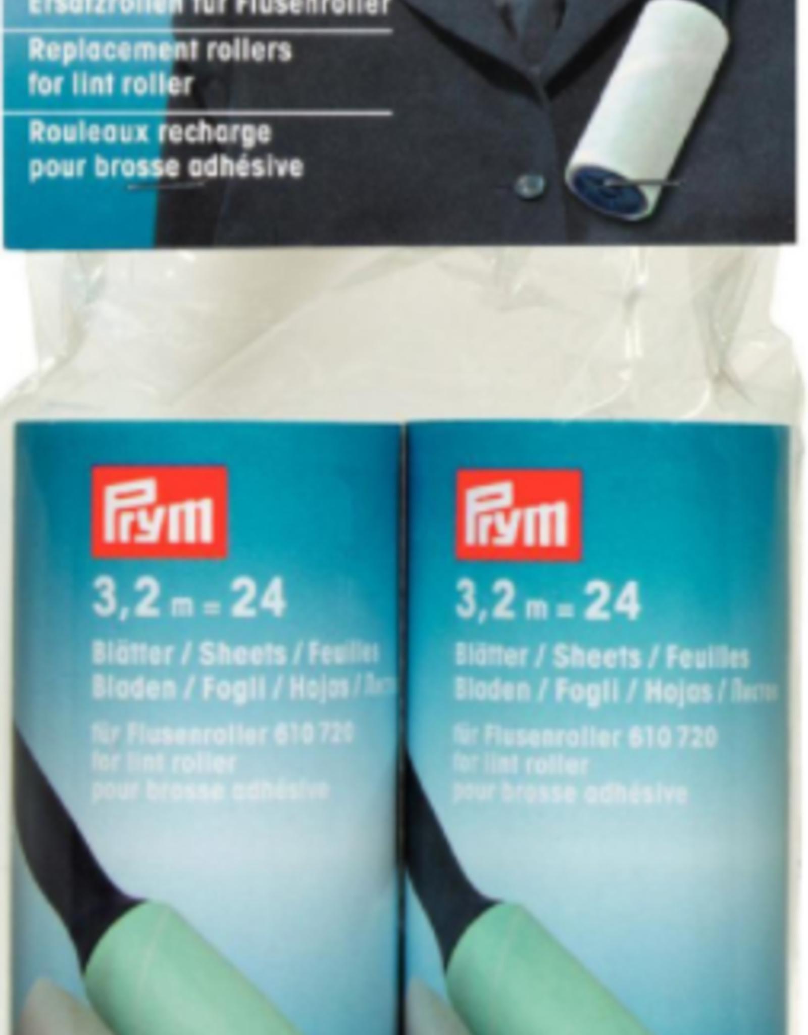 Prym Prym -  vervangrollen voor pluisjesroller - 610721