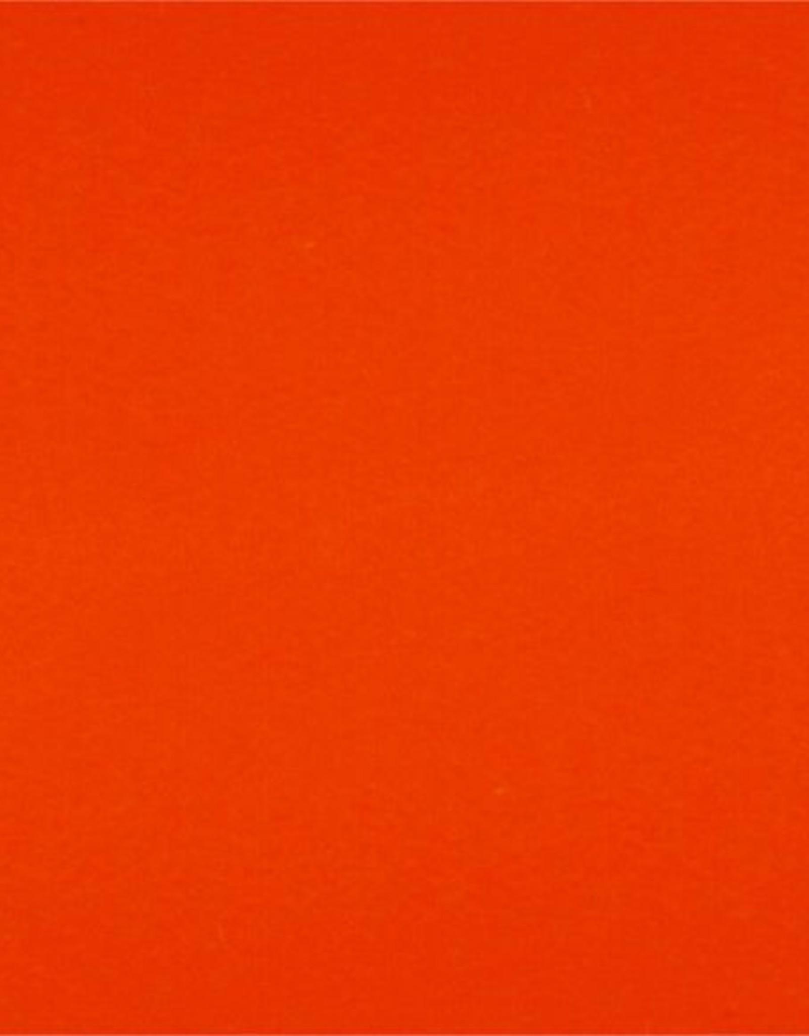 Vilt 2mm oranje per vel 20x30cm NIEUW