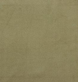 Corduroy met lichte stretch 8W zand