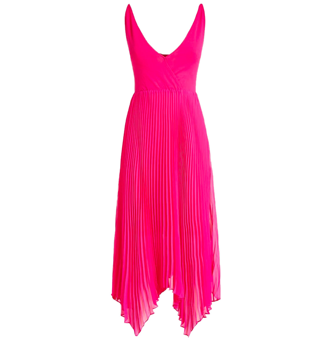 Guess by Marciano Dress long pink Guess by Marciano