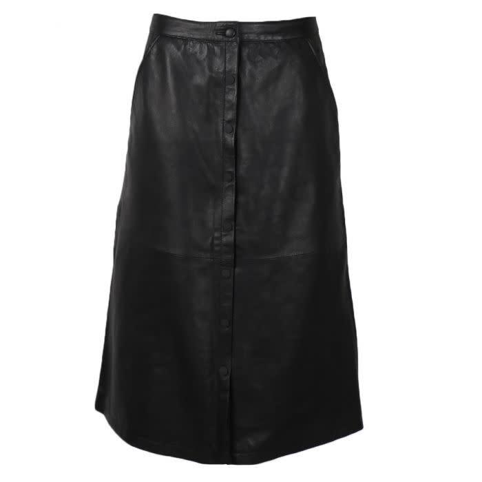 Est'Seven Est'Seven Button down skirt long