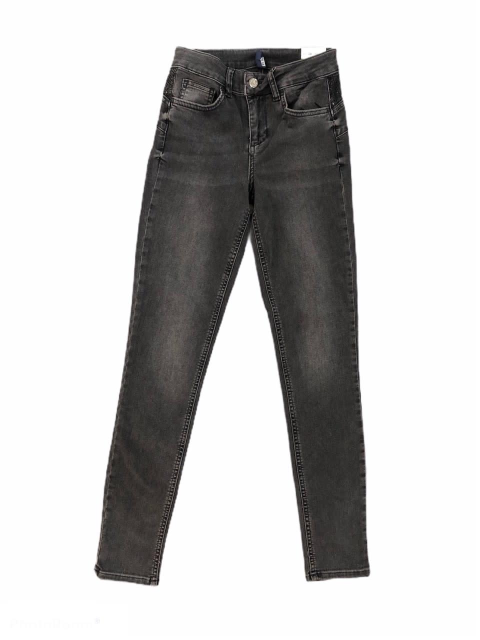 Liu.Jo A/W Jeans b.up divine den.black Liu.Jo