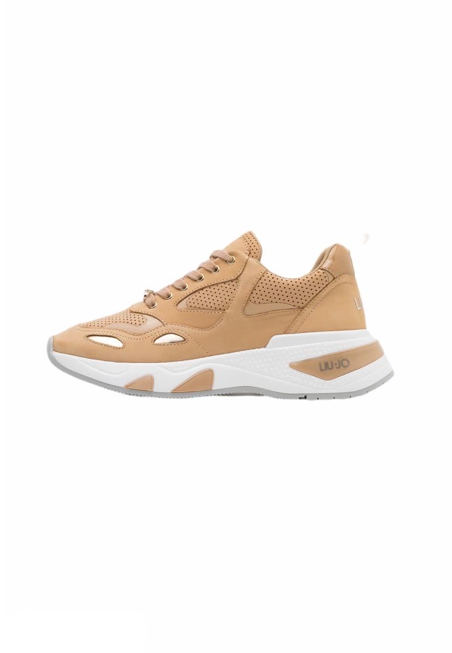 Liu.Jo A/W Sneakers Hoa Sand Liu.Jo