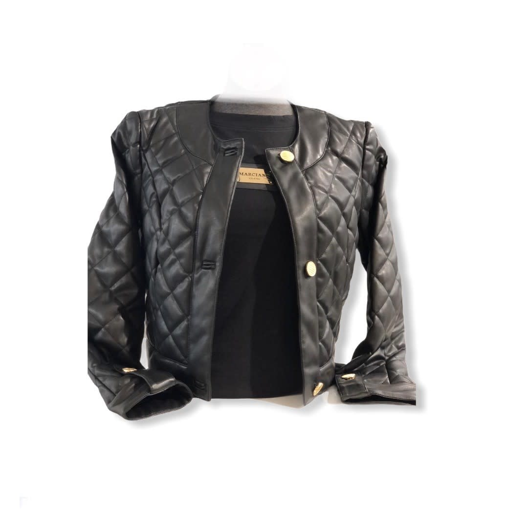 Guess by Marciano A/W Leather bomber jacket Guess by Marciano
