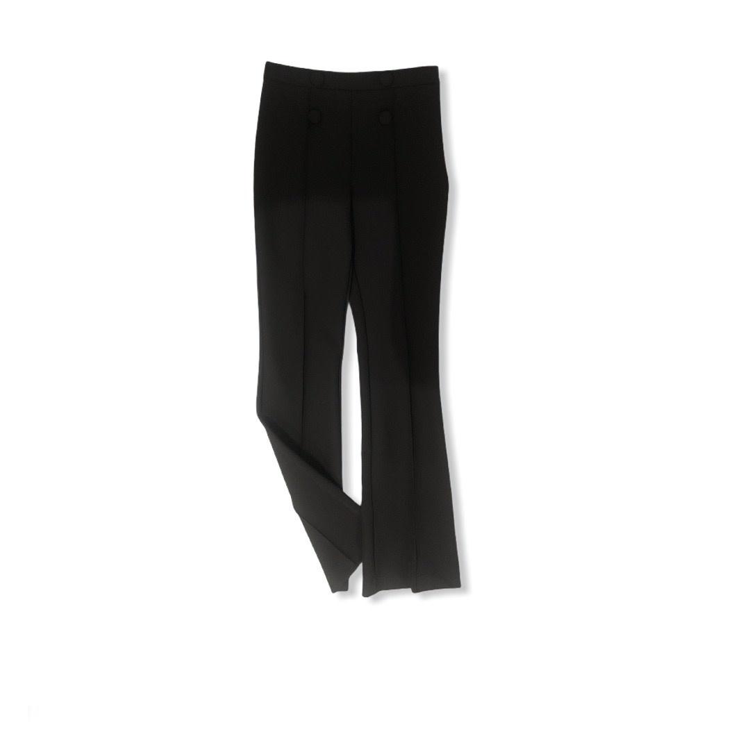 Fracomina A/W Bootcut Pant black Fracomina