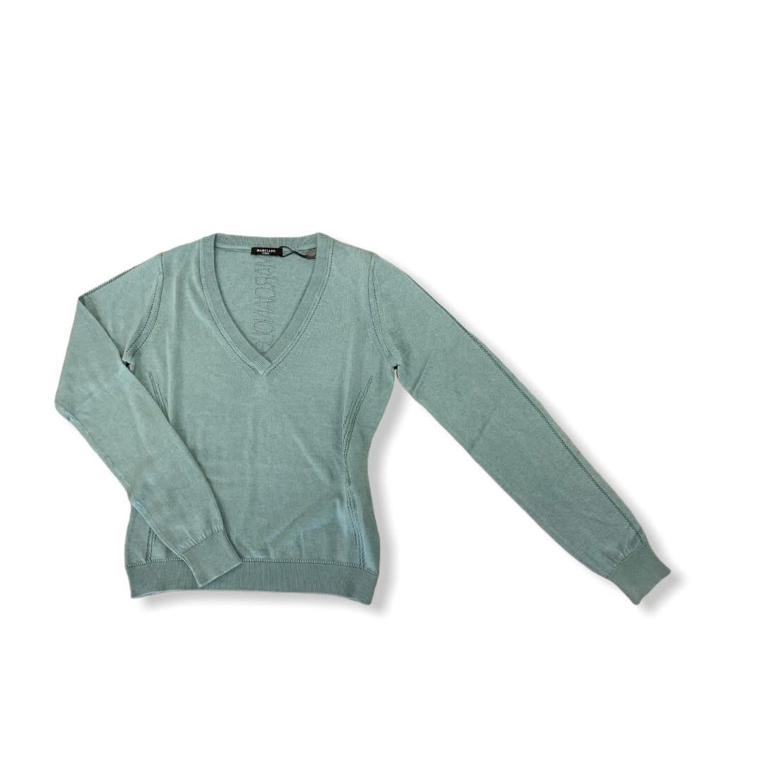 Guess by Marciano A/W Trui Green Guess by Marciano