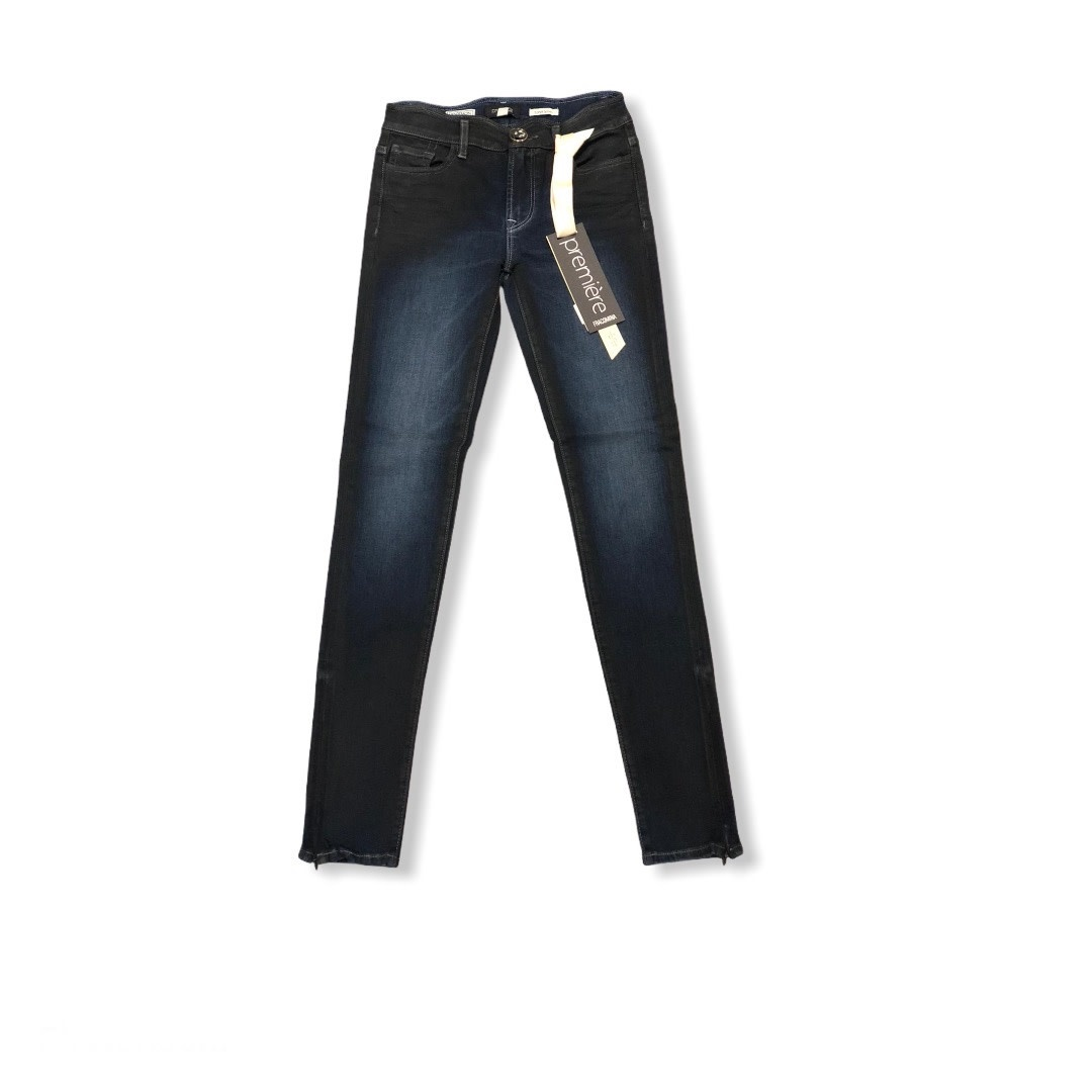 Fracomina A/W Denim Pants Dark Blue Fracomina