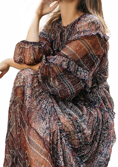 Miss june Miss June T37 Dress Mia CASH&MERE OS