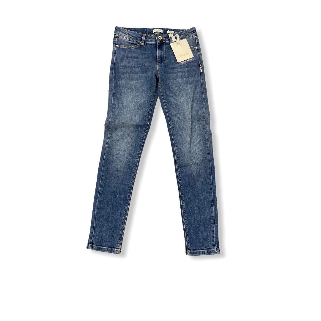 Fracomina S/S High super slim Jeans Fracomina