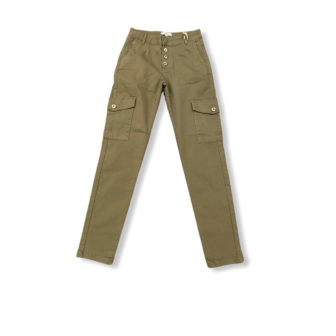 Fracomina S/S Cargo Pants Fracomina