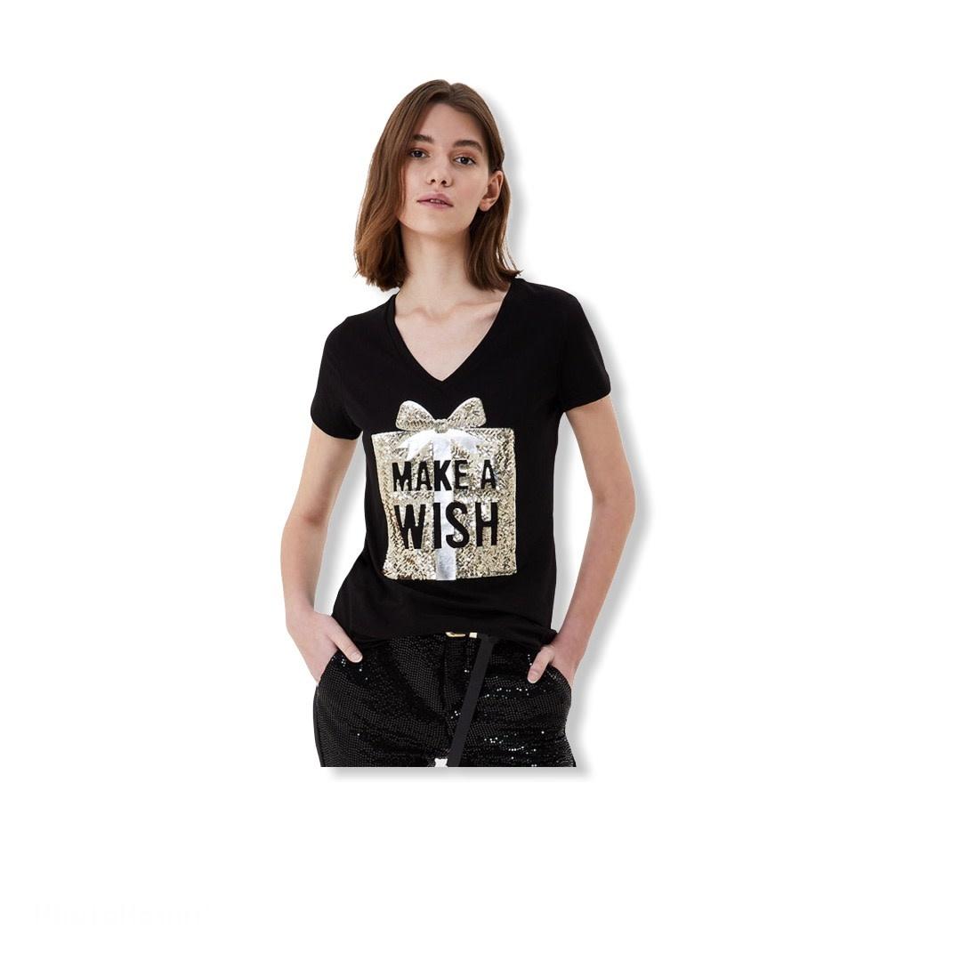 Liu.Jo S/S T-shirt Giftbox Wish Liu.Jo