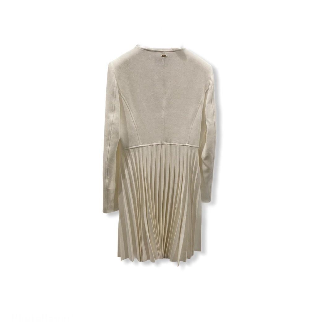 Fracomina S/S Plisse Chanel Coat Fracomina