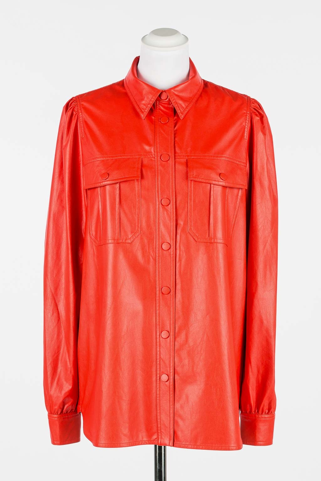 Twin-Set S/S Camicia Blouse Red orange Twin-Set