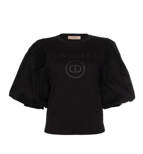 Twin-Set S/S Blusa t-shirt Twin-Set