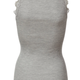 Rosemunde A/W Silk top Regular vintage lace light grey Rosemunde