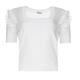 Liu.Jo S/S T-shirt vierkante hals Liu.Jo