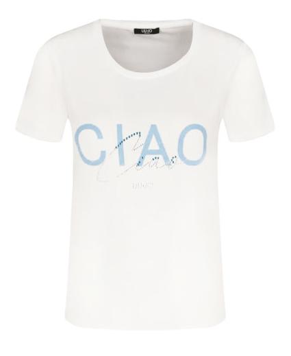 Liu.Jo Sport S/S T-shirt Ciao Liu.Jo Sport