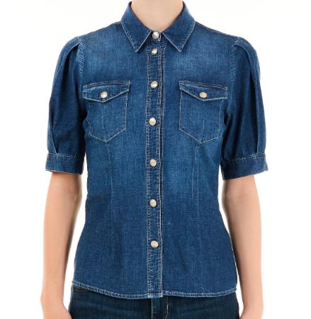 Liu.Jo S/S Camicia blouse denim Liu.Jo