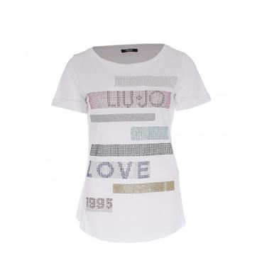 Liu.Jo Sport S/S T-shirt love Liu.Jo Sport