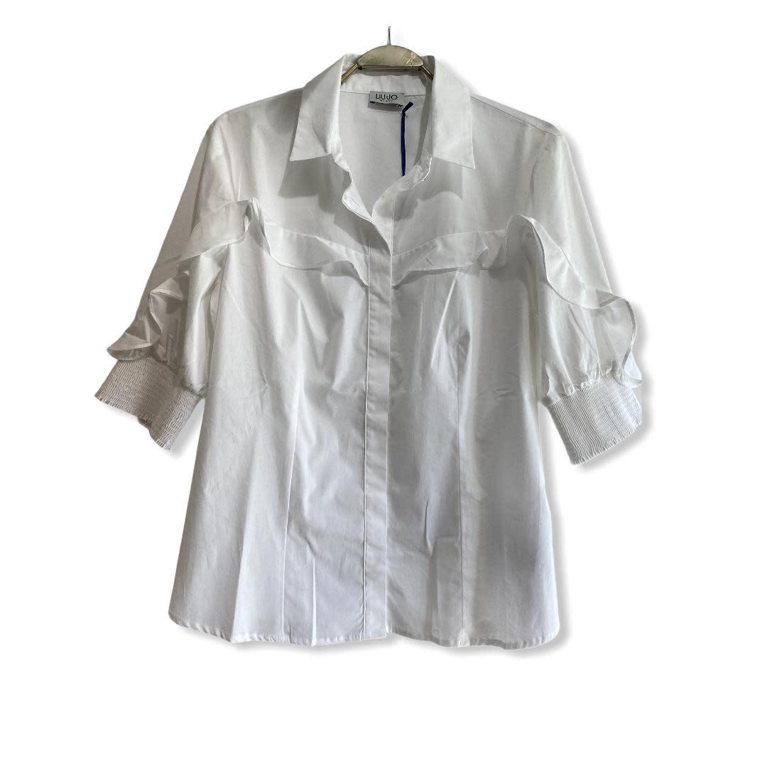 Liu.Jo S/S Blouse camicia bianco Liu.Jo