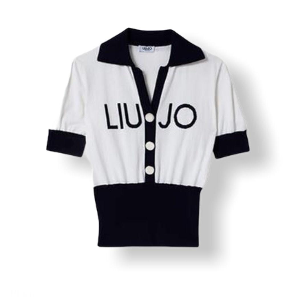 Liu.Jo S/S T-shirt maglia Liu.Jo