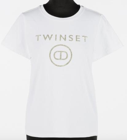 Twin-Set S/S T-shirt logo Twin-Set