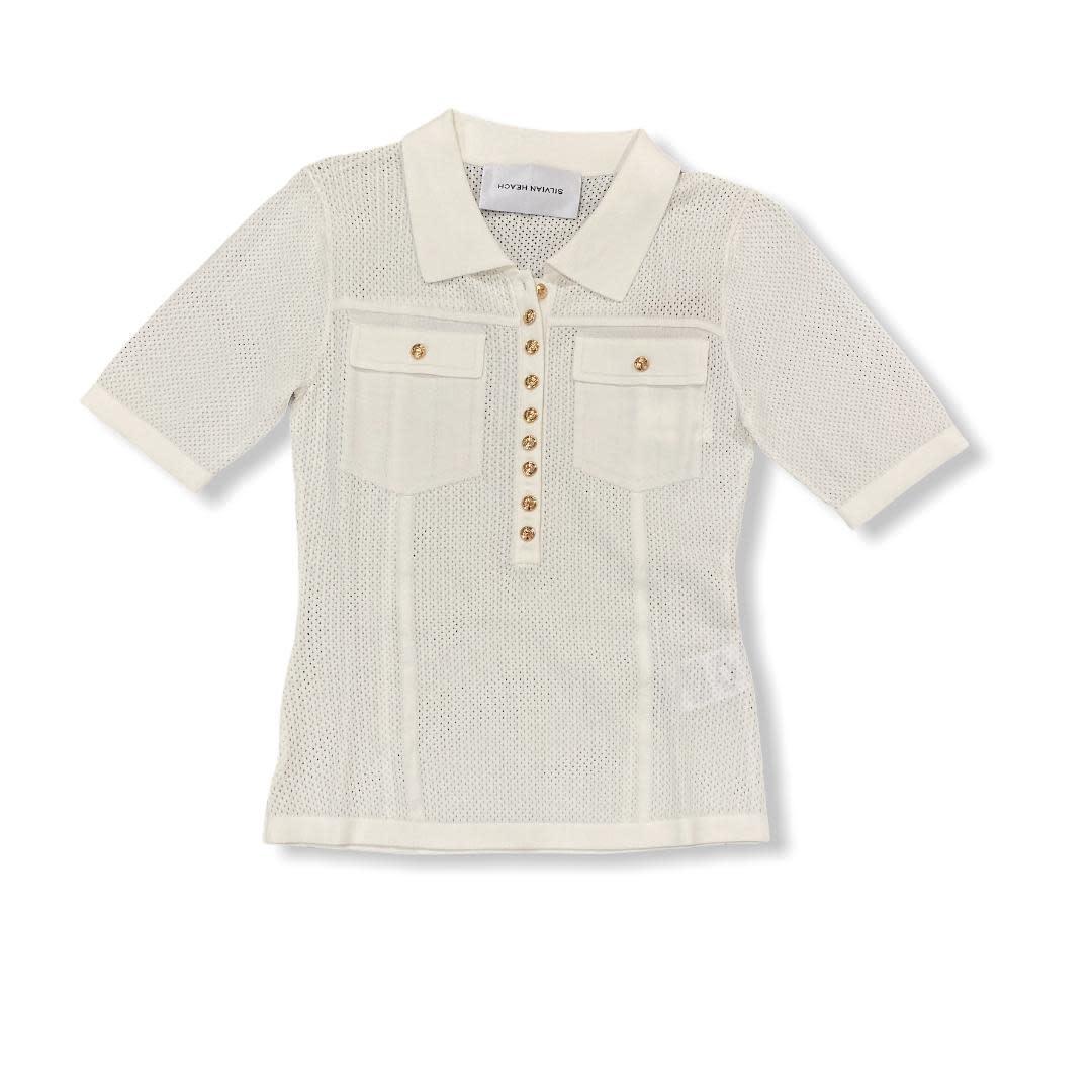 Silvian Heach S/S Shirt Lisandro Silvian Heach