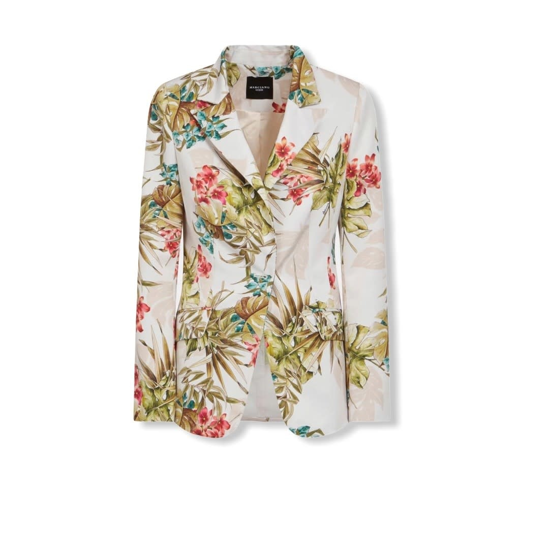 Guess by Marciano S/S Blazer Flowers Marciano