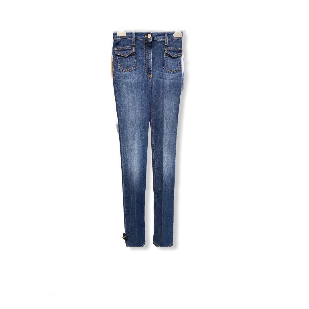 Kocca S/S Pantalone Denim Jamila Kocca