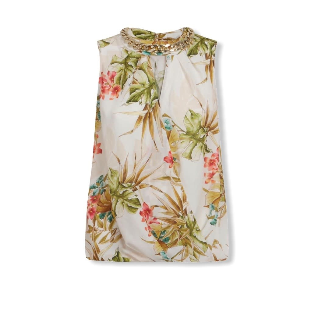 Guess by Marciano S/S Top flowers Marciano