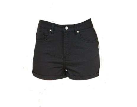 Liu.Jo S/S Denim short black Liu.Jo