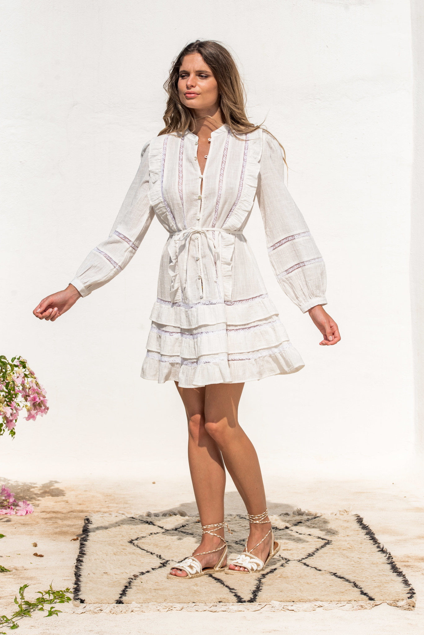 Piti Cuiti S/S Dress Vestido Paris Piti Cuita