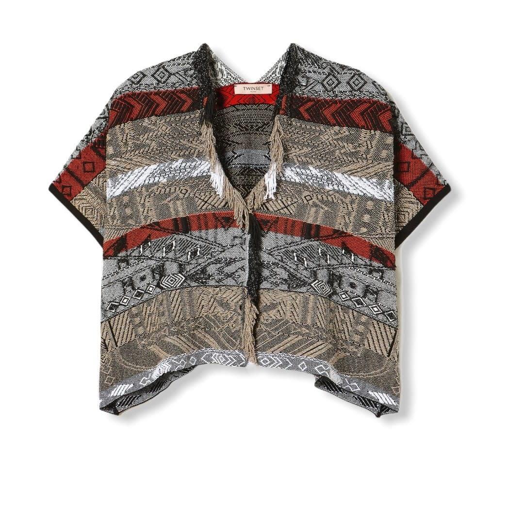 Twin-Set S/S Vest Corpispalle Twin-Set