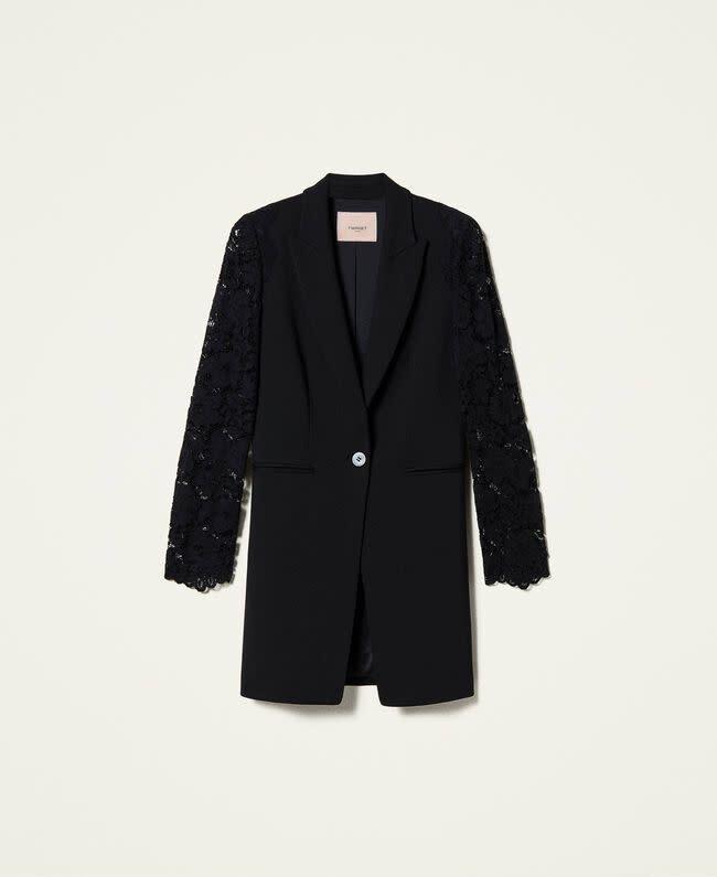 Twin-Set A/W giacca lace blazer Twin-Set