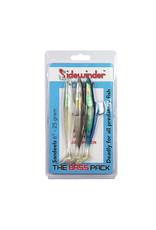 """Sidewinder Sidewinder The Bass Pack 6"""" 25g"""