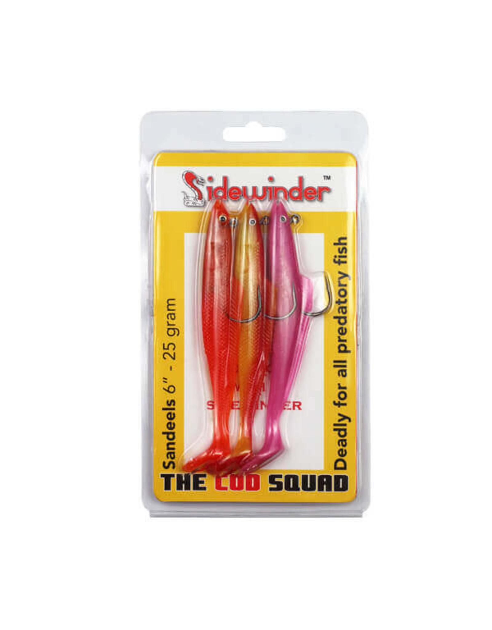 Sidewinder Sidewinder The Cod Squad