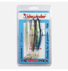 """Sidewinder Sidewinder The Bass Pack 4"""" 10g"""
