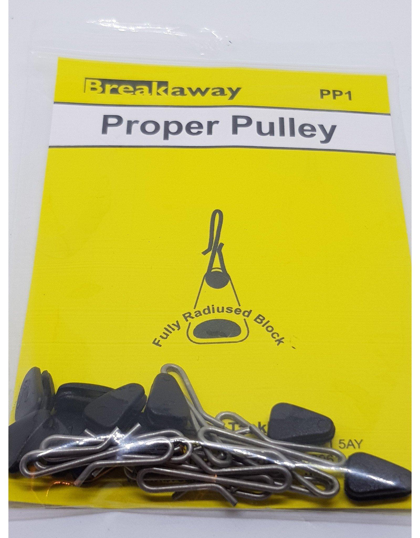 Breakaway Breakaway Proper Pulley